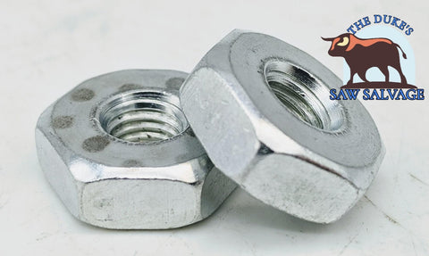 THE DUKE'S M8 BAR NUTS FITS MOST STIHL CHAINSAWS SET OF 2