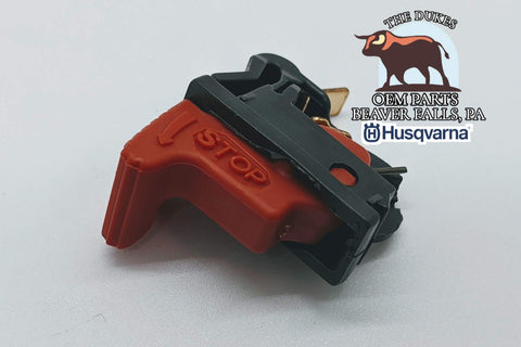 GENUINE OEM HUSQVARNA KILL SWITCH FITS K770 K970 K1270 506 31 86-04