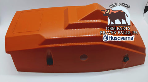 OEM HUSQVARNA 281XP 288 XP TOP AIR FILTER CYLINDER COVER 501 80 59-04