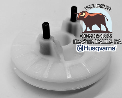 GENUINE HUSQVARNA STARTER PULLEY FITS 545 550XP 555 562XP 572XP 505 15 81-01