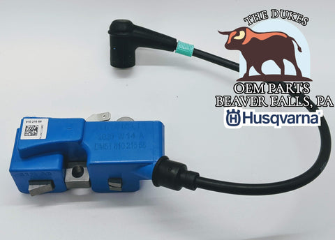 GENUINE HUSQVARNA IGNITION COIL FITS 365 372XP 586 88 03-04