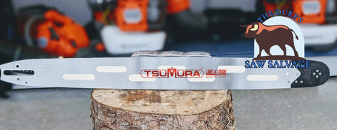 TSUMURA LIGHT WEIGHT BAR 20 INCH 3/8 .050 72DL FITS HUSQVARNA LARGE MOUNT