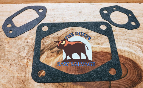 Poulan – www SawSalvage co The Duke's Saw Salvage