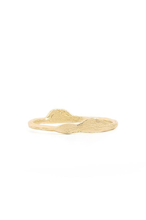 By Charlotte Gold Devotion Ring