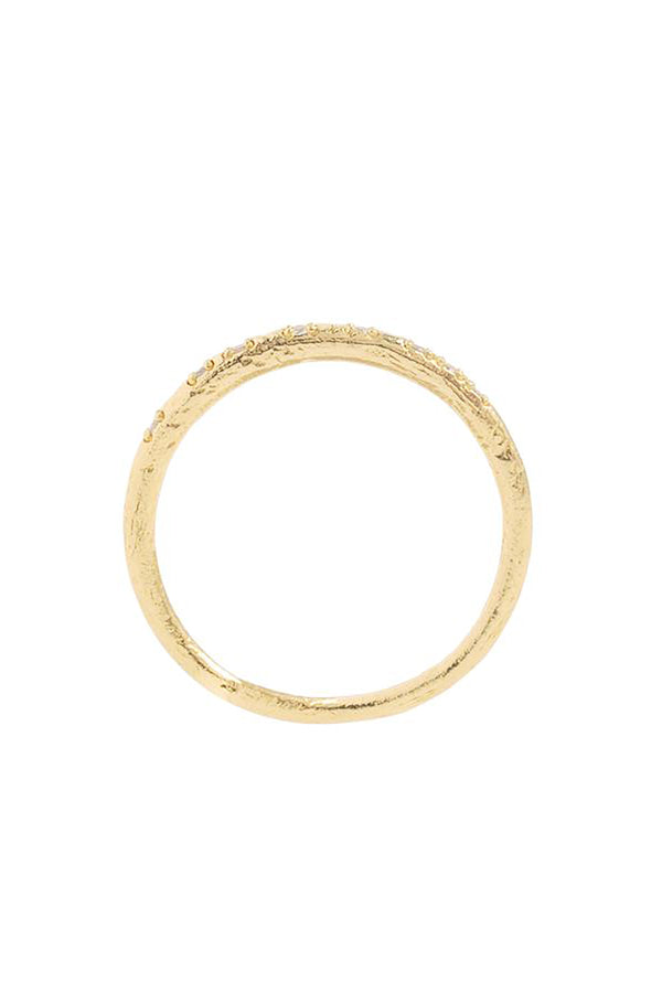 By Charlotte Gold Illuminate Ring