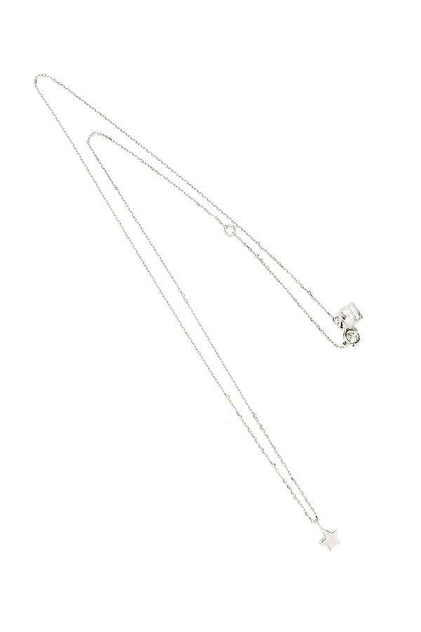 By Charlotte Silver First Star Necklace