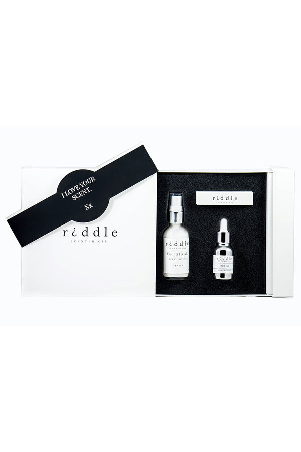 Riddle Muse Layering Perfume Gift Set