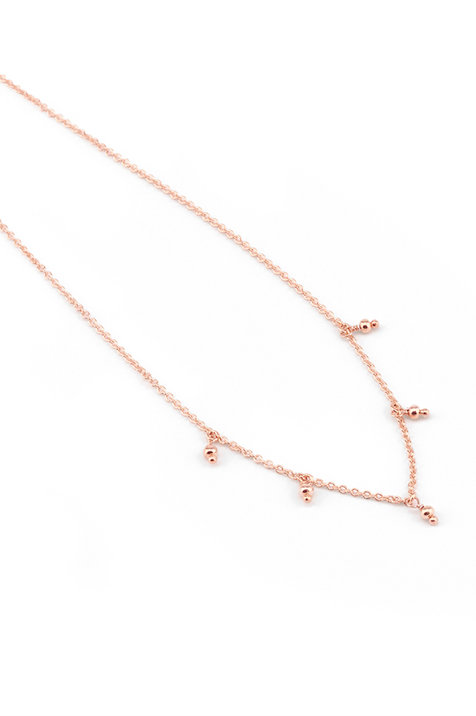 By Charlotte Rose Gold Blessing Choker