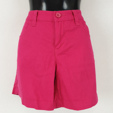 GIORDANO Hot Pink Shorts Womens Size 30
