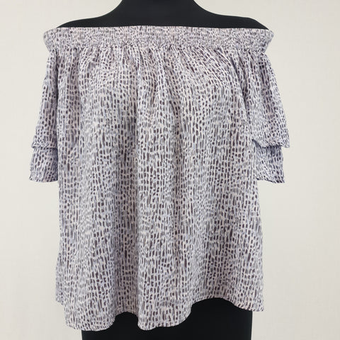 Witchery Blouse Womens Size 12