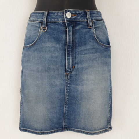 NEUW Denim Skirt Womens Size 9 RRP $99+ *Reduced*