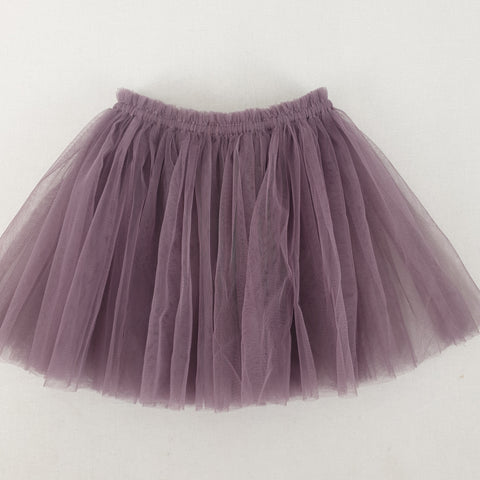 BELLA + LACE Purple Tute Skirt Girls Size 1