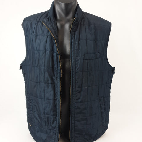 Mossimo Dutti Navy Winter Vest Mens Size EUR 54 RRP $125