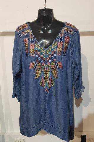 Soft Surroundings Womens Top Size Medium
