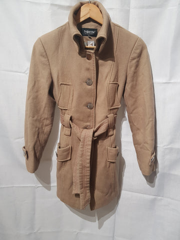 Thaicom Beautiful Kids Girls Overcoat Size Xxl