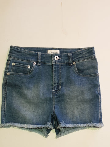 Country Road Childrens Denim Shorts Size 14