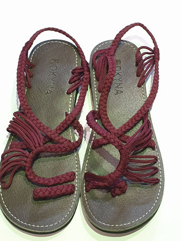 Bokyna Sandals Womens Size 37 / Au 6