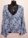 Holiday Womens Top Size S-M