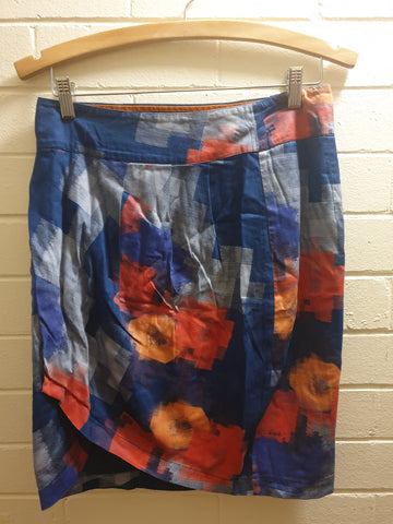Fat Face Womens Skirt Size 8