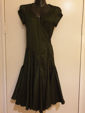 George Ermis Womens Cocktail Dress Size 8
