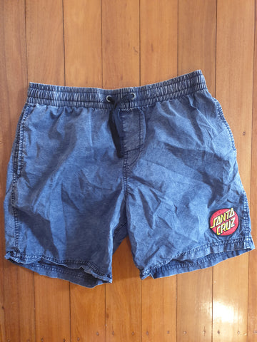 Santa Cruz Mens Shorts Size M