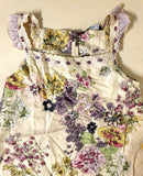 George Floral Dress Girls Size 8 - 9 Years