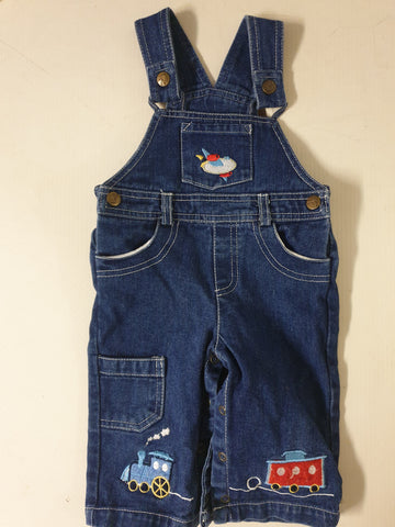 Pacific Overalls Childrens Size 00