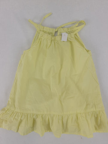 Anko Fluro Happy 100% Cotton Summer Dress Girls Size 10