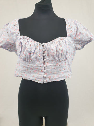 Polly Top Womens Size 16
