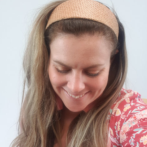 Caramel Headband Womens Accessory