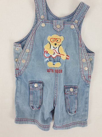 Overalls Unisex Boys or Girls Size 1