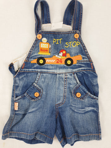 Cute Kiddie Overalls Boys Size 1