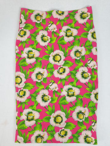 MARCCAIN Floral Skirt Womens Size 6