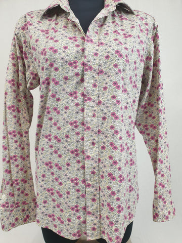 Office Show 100% Cotton Top Womens Size 16