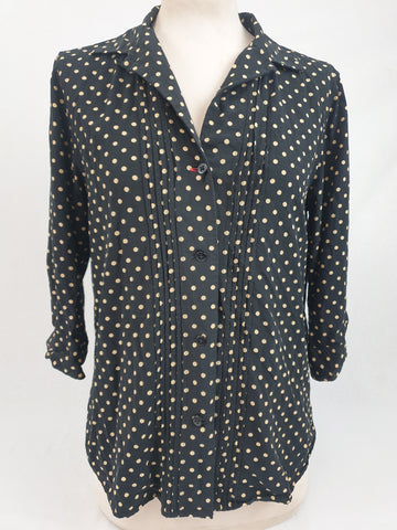 INES LA FRESSANGE Paris Top Womens Size M