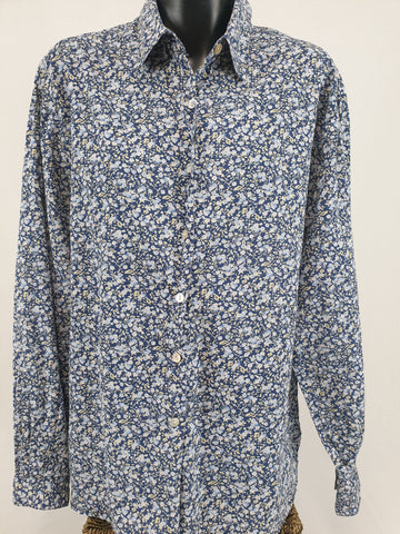 Laurie McCarthy Made in Australia Cotton Top Womens Size M *Reduced*