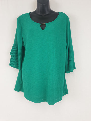TABLE EIGHT Emerald Top BNWT RRP $79.99 Womens Size M