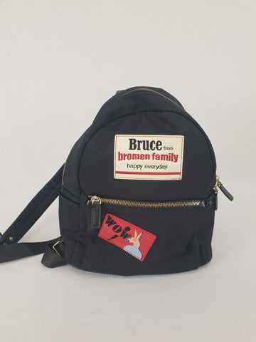Bromen Backpack Unisex Accessory