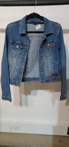 Jays Jays Womens Denim Jacket Size 10
