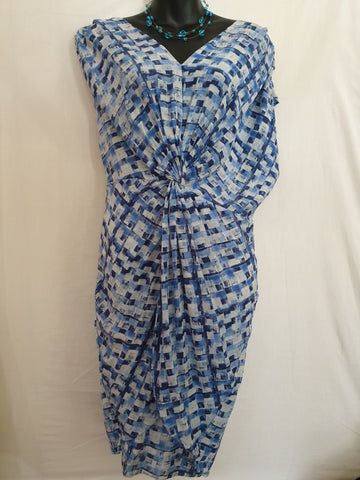 Laura Ashley Womens Dress Size 10