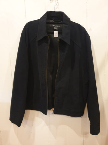 Rdx Black Jacket Mens Size L
