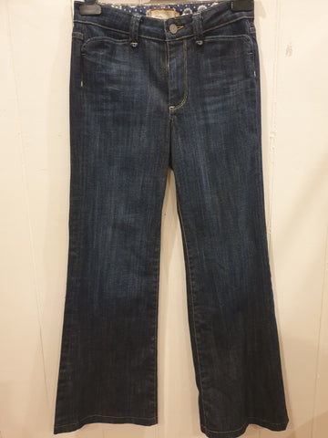 Paige Tm Premium Denim Womens Pants Size 27