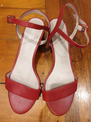 Basque 'Roma' Womens Shoes Size 40