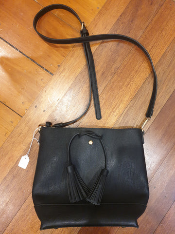 Cute Black Shoulder Bag Womens