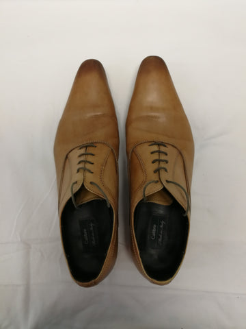 CALIBRE Italian Leather Shoes Mens Size 45