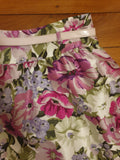 Review Floral Womens Skirt Size 10