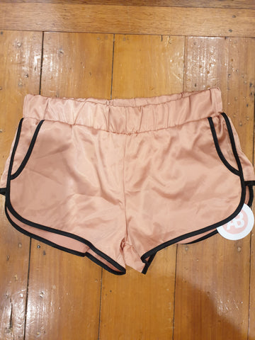 Toned by Ashey Bines Active Wear Womens Shorts Size Small