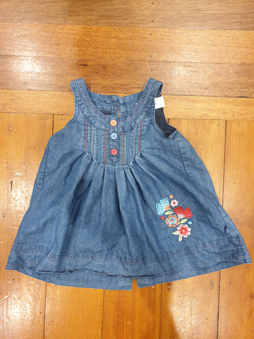 Pumkin Patch Childrens Girls Size 4 Dress