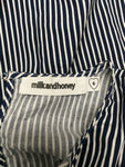 MILK AND HONEY Top Womens Size 6