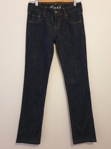 Levi's 509 Dark Denim Skinny Jeans Womens Size 8
